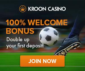 wedden op sport bij Kroon Casino